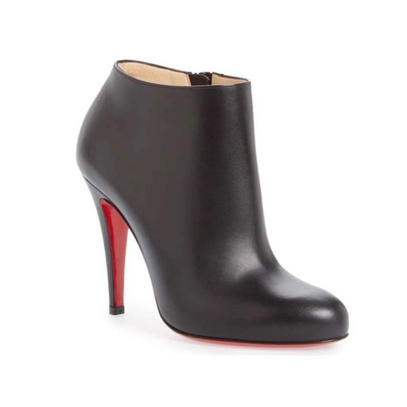Christian Louboutin Shoes | Black Belle